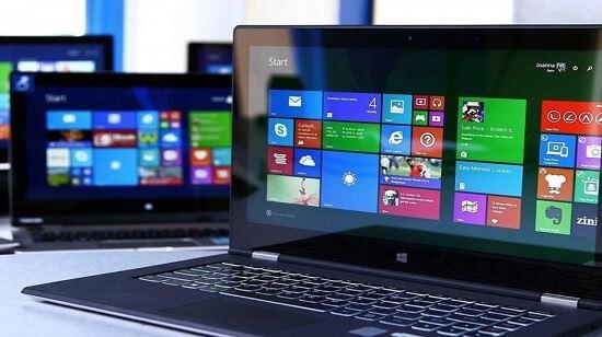 Ремонт ноутбук Windows