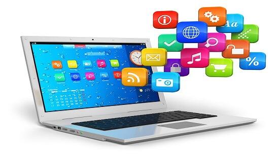 Установка программ на ноутбук