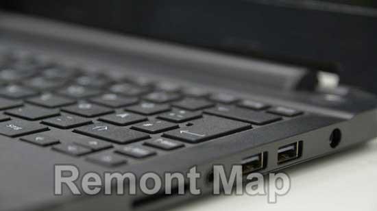 Замена USB на ноутбуке