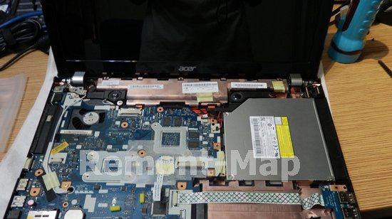 Замена видеокарты Acer