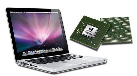 Замена видеокарты MacBook