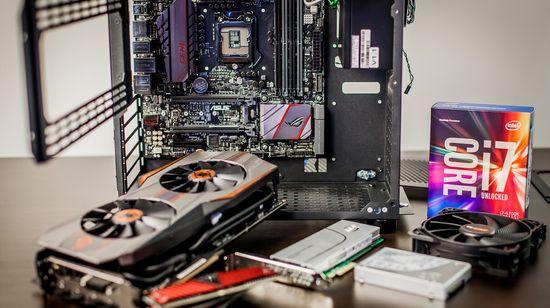 Сборка домашнего компьютера